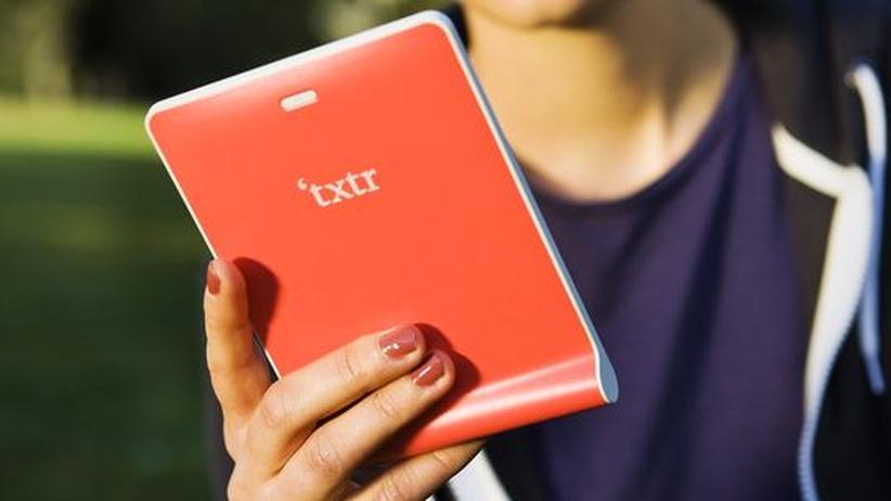 Txtr Beagle: Ein E-Book-Reader, der nur zehn Euro kosten soll