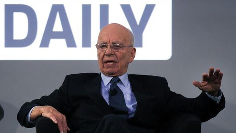 """Online-Medien: Murdoch macht """"The Daily"""" dicht"""