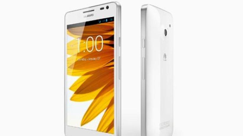 Huawei: Das größte Smartphone der Welt