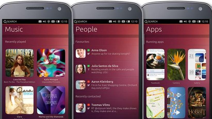 Betriebssystem: Ubuntu kommt auf das Smartphone