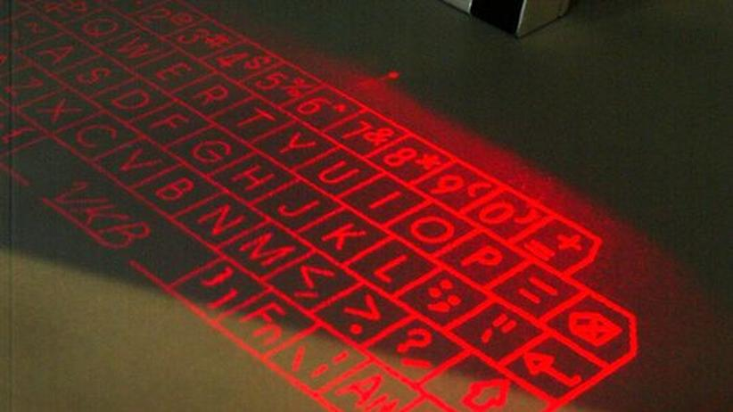 Patent: Google Glass könnte virtuelle Tastatur bekommen