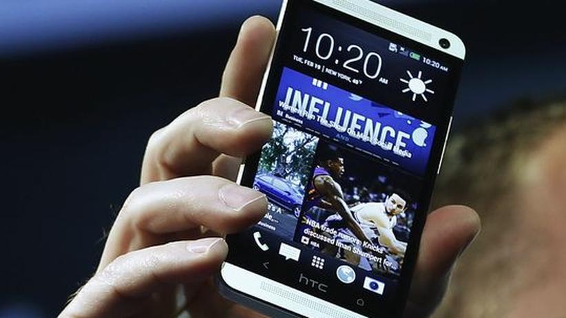 Vorstellung des HTC One