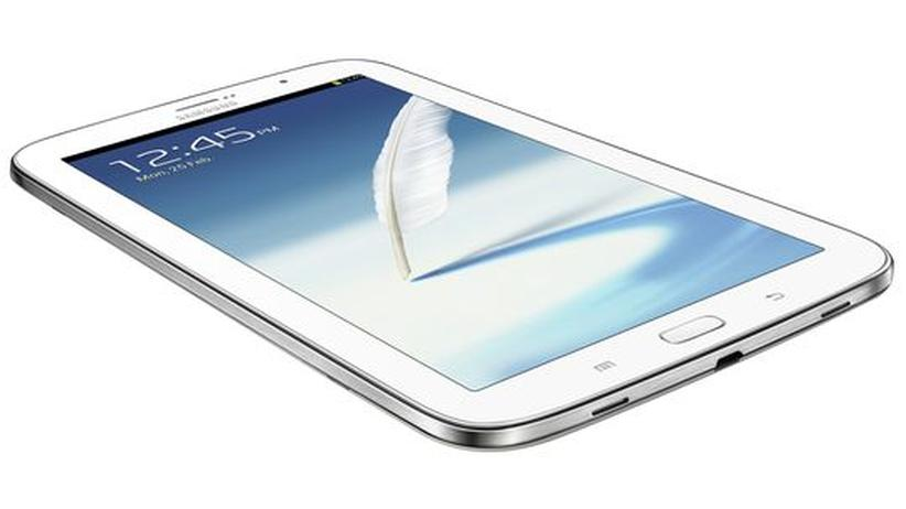 Mobile World Congress: Samsungs Antwort auf das iPad Mini