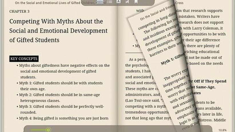 E-Books: Bezahl nur Buchseiten, die du auch gelesen hast