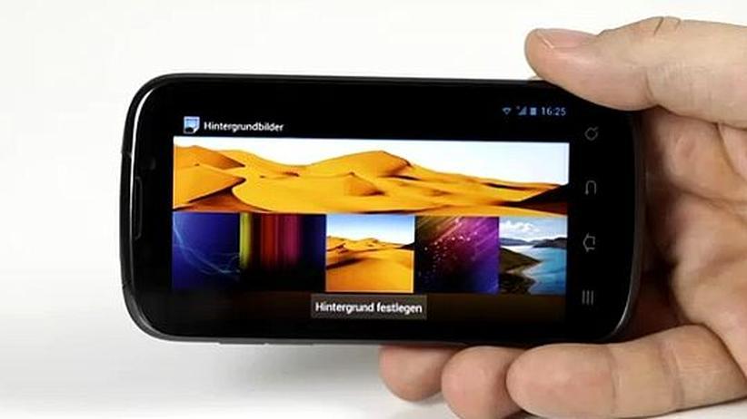 ZTE: Stromsparendes Smartphone für Einsteiger