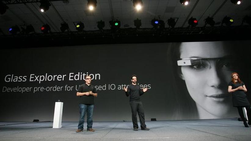 Datenbrille: Google Glass ist kein Kinderspielzeug