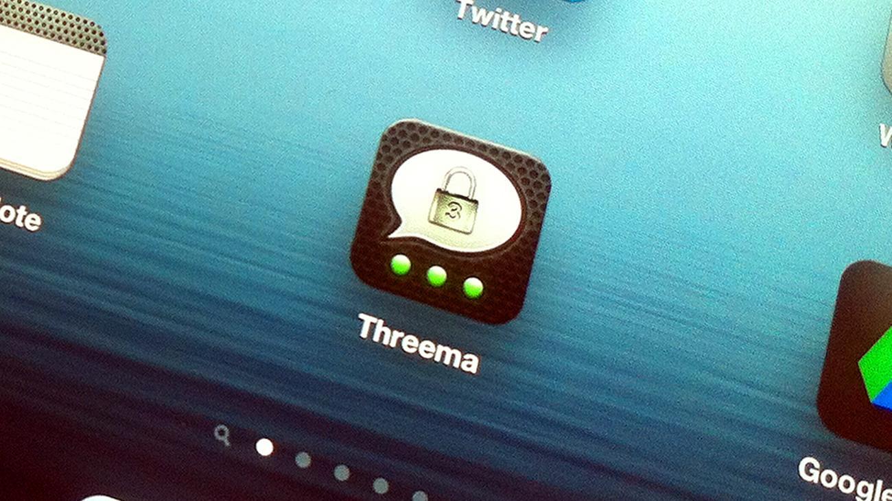 Threema: Zum Vertrauen in die App gehört auch Vertrauen ins Betriebssystem