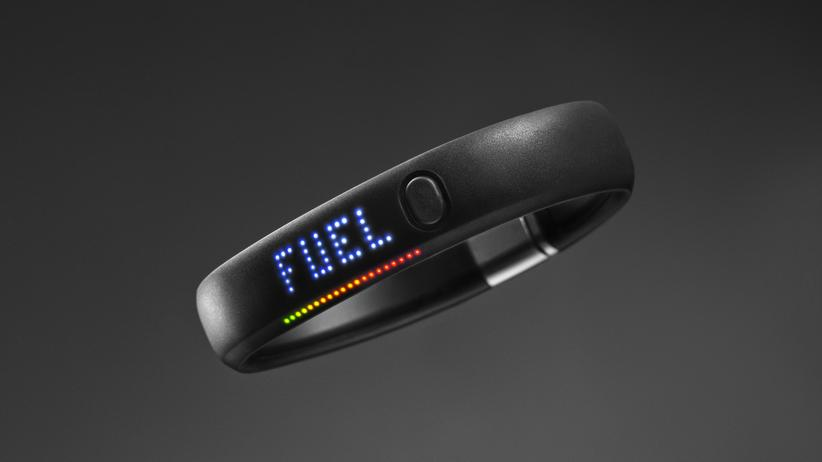 Nike+ Fuelband SE : Sportler, seht die Signale: der Fitnesssensor Fuelband SE