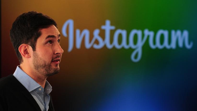Instagram-CEO Kevin Systrom: Der Herr der Filter