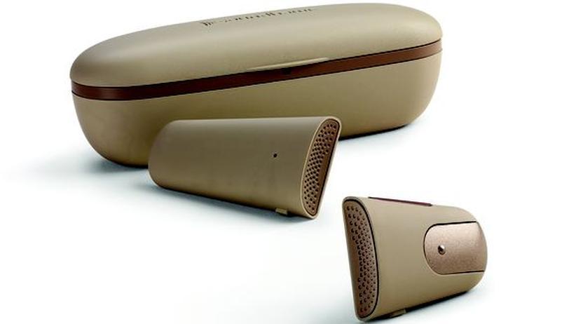 Soundhawk-System mit Mikrofon