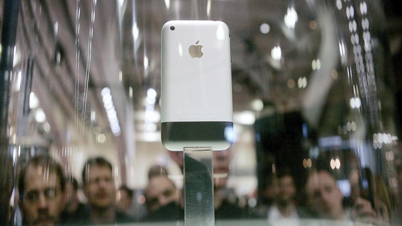 iPhone der ersten Generation