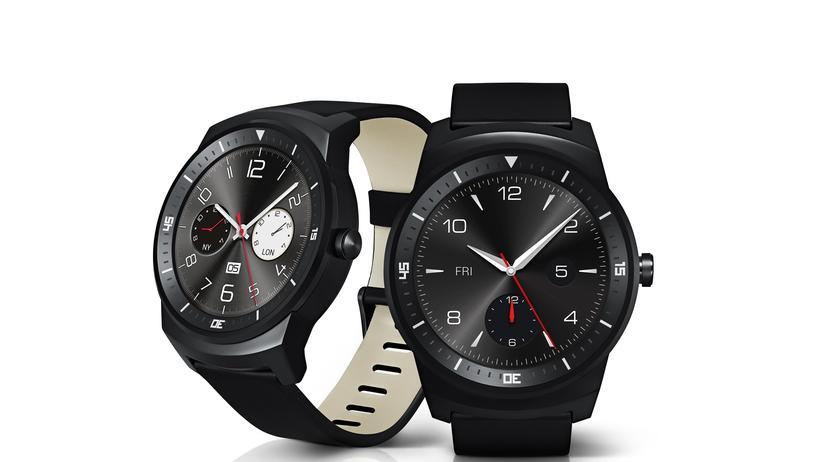Smartwatches: LG und Samsung kämpfen ums Handgelenk