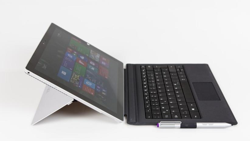 Microsoft Surface Pro 3: Im dritten Anlauf gelingt Microsoft der Hybrid