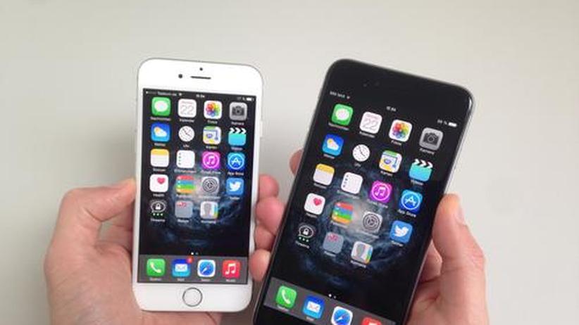 iPhone 6 im Test: Ich hätte gerne ein iPhone mit Android