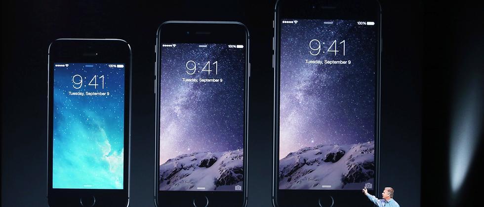 Das neue iPhone 6 und iPhone 6 Plus