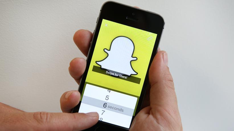 Snapchat: Sexting gegen Bezahlung | ZEIT ONLINE