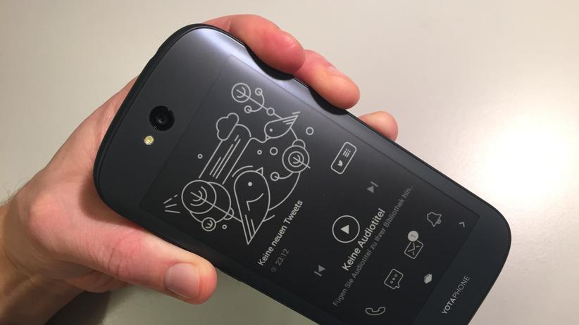 YotaPhone 2: Das aufregendste Smartphone des Jahres