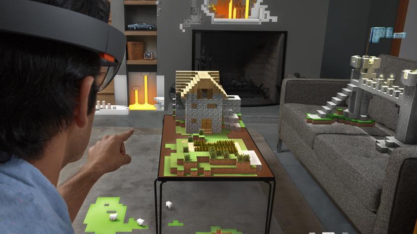 Digital, HoloLens, Computer, Google, Microsoft, Brille, Samsung