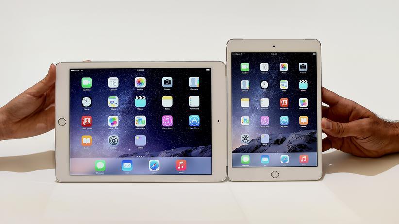 Apple: USB und Maus fürs nächste iPad