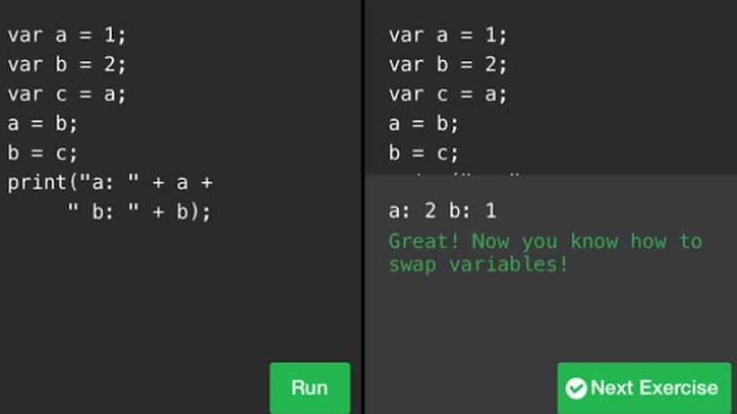Code Academy: Apps mit Apps basteln | ZEIT ONLINE