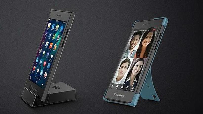 Mobile World Congress: Blackberry versucht es noch einmal