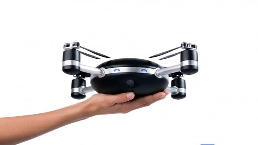 Drohne: Der fliegende Selfie-Stick