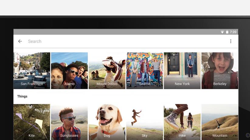 Google Fotos: Googles größte Verlockung