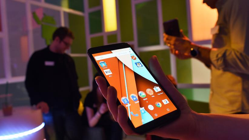 Stagefright: Google-Smartphone Nexus 6