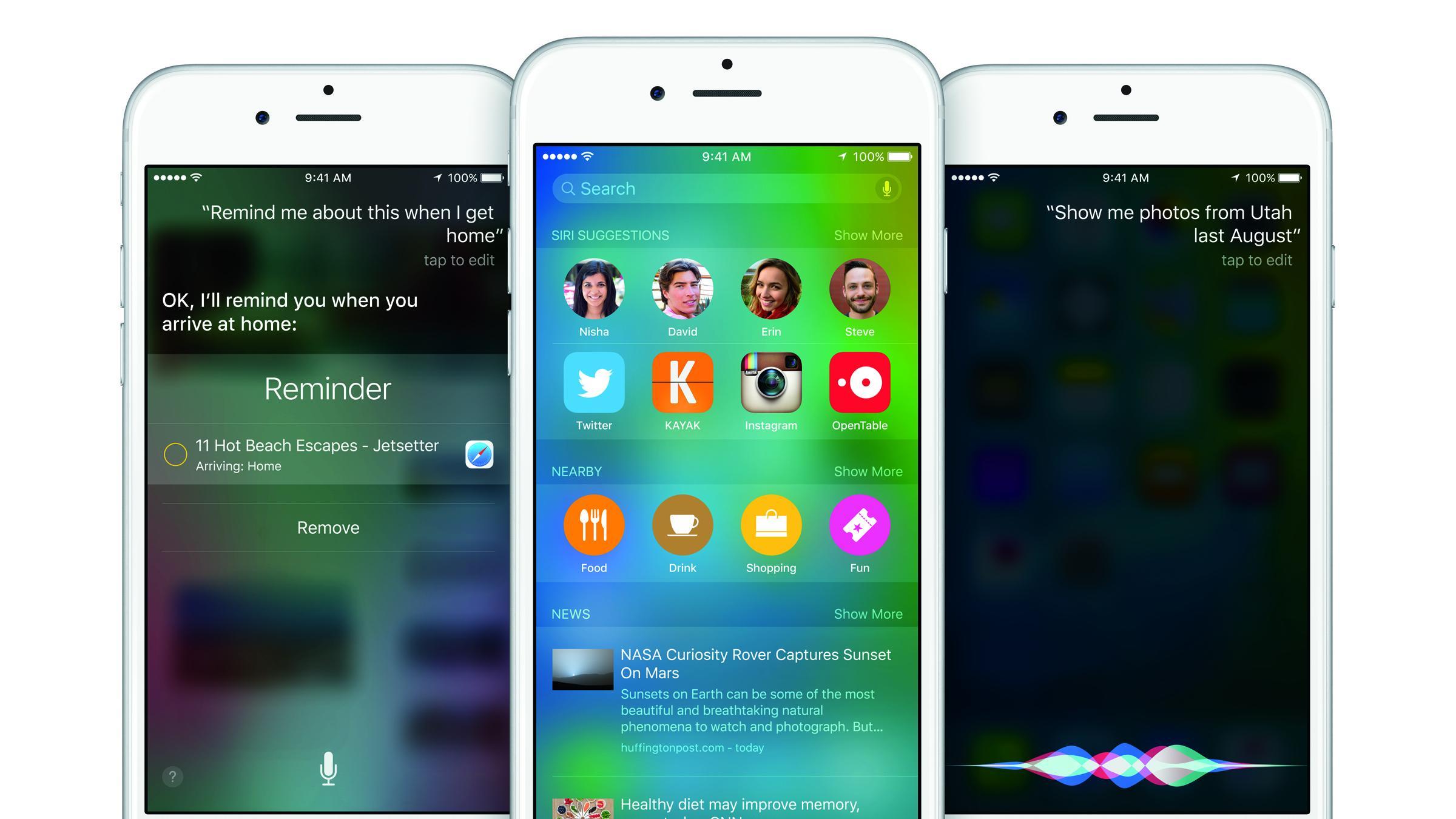 Apple lädt zum Testen von iOS 9 ein
