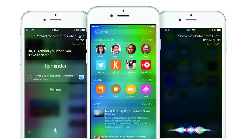 Digital, Betaversion, Apple, iPhone, Google, Android, Test