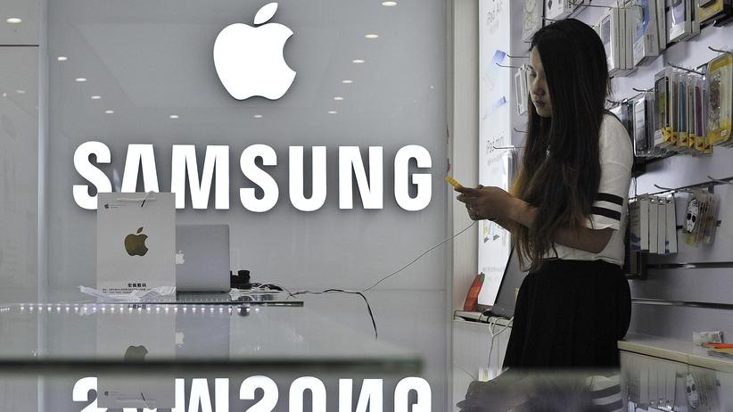 Geschäft in China