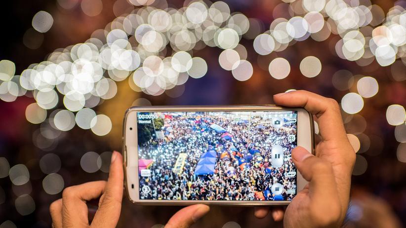 Firechat: Kein Netz und trotzdem online