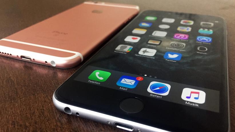 Digital, iPhone 6s im Test, iPhone, Apple, Test, Wlan, Safari, Smartphone