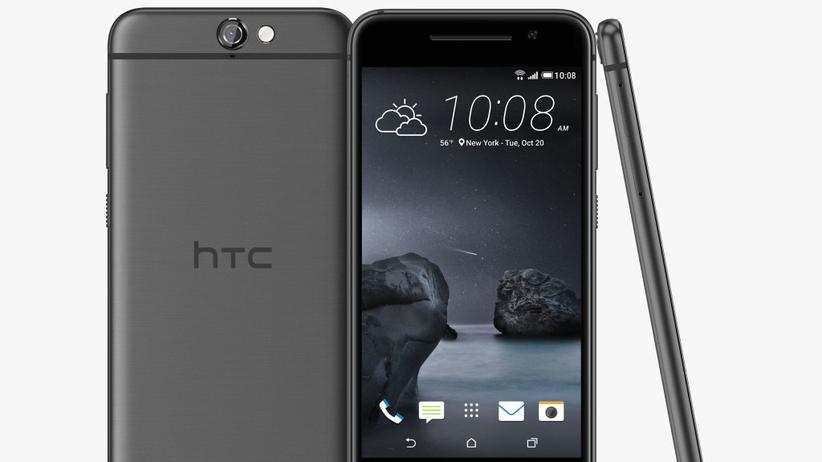 Das HTC One A9 wird es in vier farblichen Varianten geben.