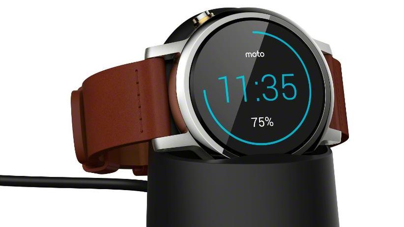 Moto 360: Das ist nicht die Android-Uhr, die ihr sucht