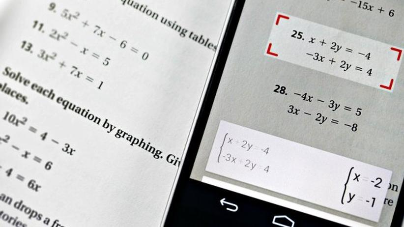 Digital, PhotoMath, Mathematik, App, Schüler, Lehrer, Android, iPhone, Windows, Kroatien