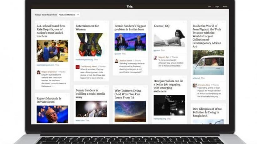 """Digital, """"This"""", iPhone, App, Facebook, Journalismus"""