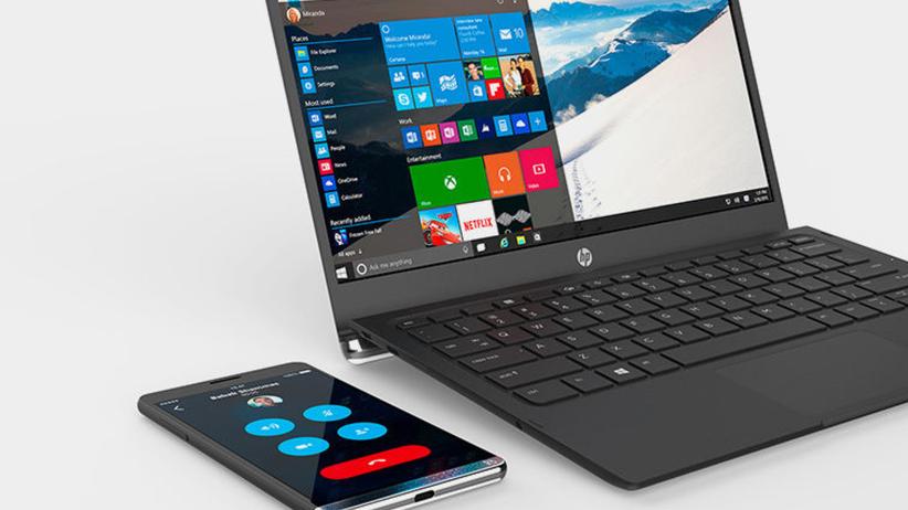 HP Elite x3 mit Mobile Extender