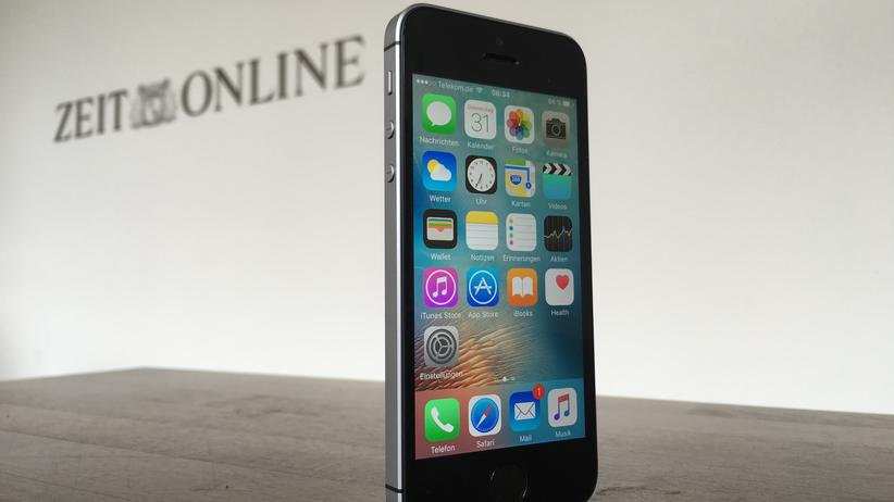 iPhone SE im Test: Danke für dieses First-World-Problem