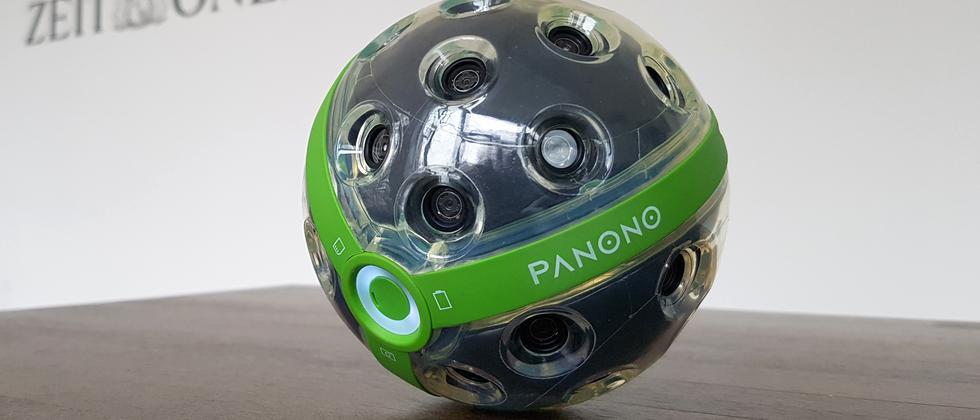 Panono-Kamera