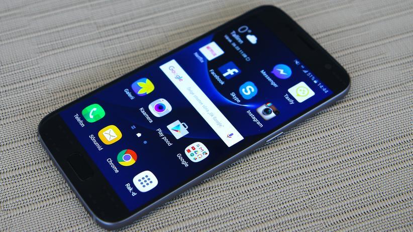 Das Samsung Galaxy S7