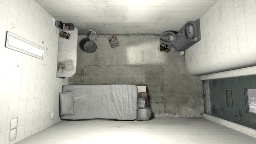Eingesperrt in einer VR-App