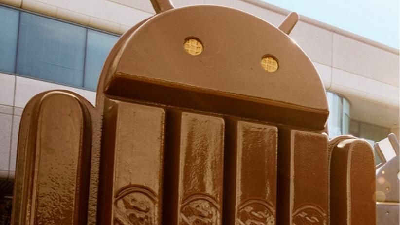 Android: Android KitKat ist immer noch die am weitesten verbreitete Version.