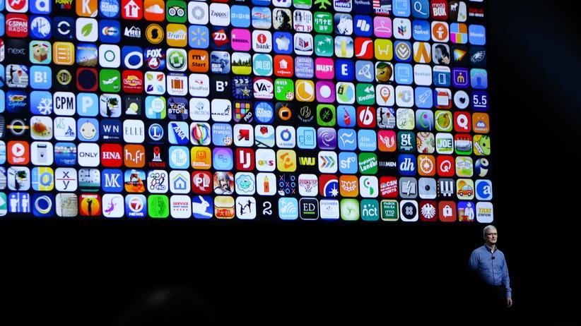 Apple: iOS 10 vom Lockscreen bis zur Lasershow