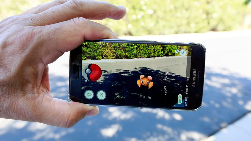 Augmented Reality: Pokémon Come, Pokémon Go
