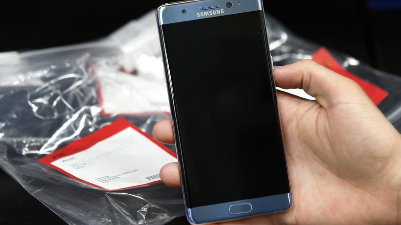Samsung: Das Samsung Galaxy Note 7