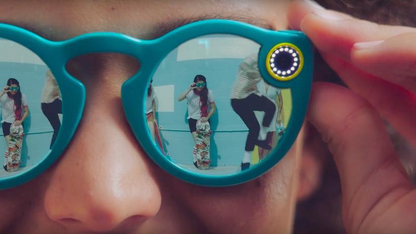 Snapchat: Snapchat Spectacles soll es in drei Ausführungen geben.