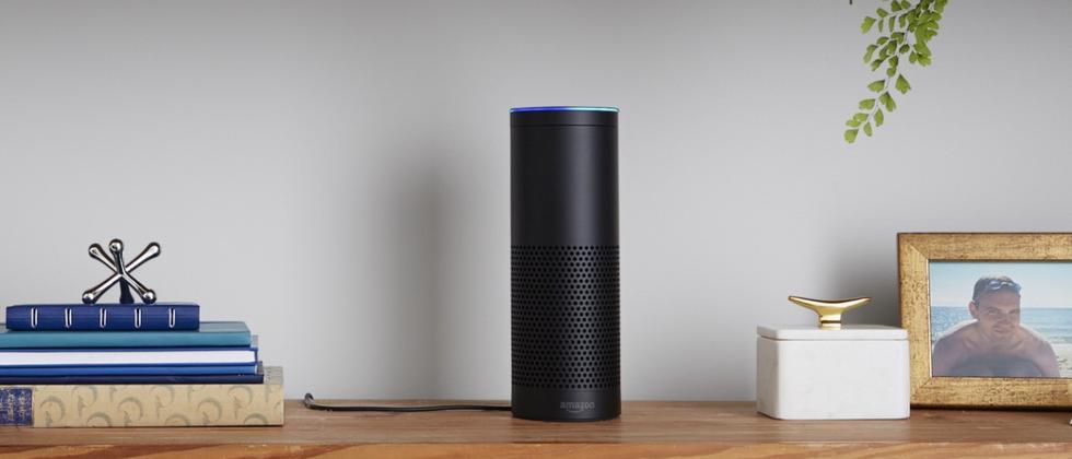 Passt in die moderne Wohnung: Amazon Echo