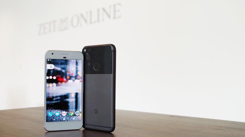 Pixel-Smartphone: Googles edle trojanische Pferde | ZEIT ONLINE
