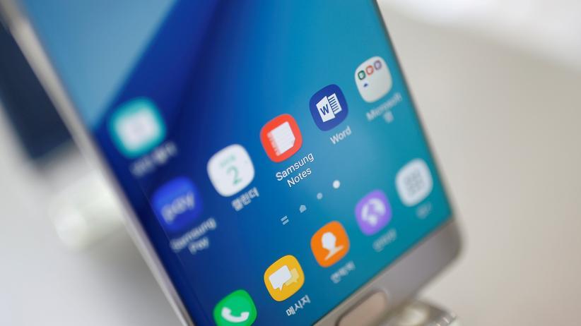 Samsung Galaxy Note 7: Flugzeug wegen qualmenden Smartphones evakuiert